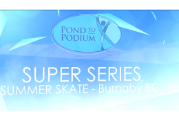 2019 BC/YK Section Summerskate Super Series Live Stream Rink 1