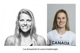 Lisa Roman(left) & Larissa Franklin(right)