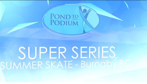 2019 BC/YK Section Summerskate Super Series Live Stream Rink 6